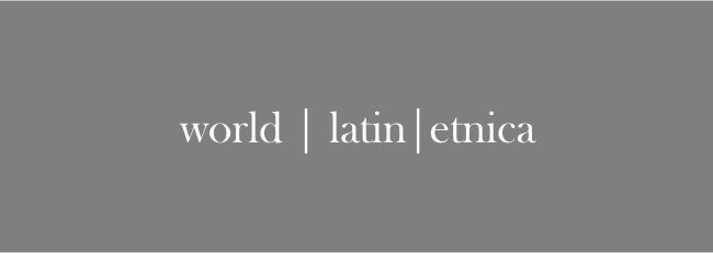 World Latin Etnica
