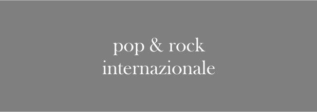 Pop & Rock Internazionale
