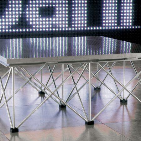 pedane da palco